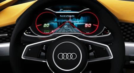 Audi Q2 instrumenter