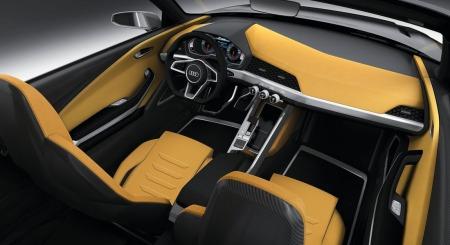 Audi Q2 interiør