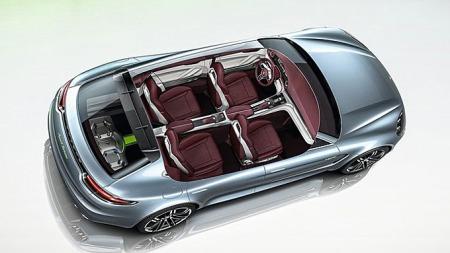 Flere av dagens Panamera-eiere synes bilen deres er litt for lite praktisk og har for lite bagasjerom. Det svarer Porsche på her.