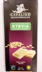 SUKKERFRI: Sjokolade uten sukker inneholder omtrent like mange kalorier som vanlig sjokolade.  (Foto: TV 2)