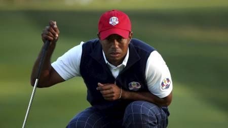 Tiger Woods (Foto: Andrew Redington/Afp)