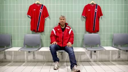 KLATRER: Drillos klatrer på Fifa-rankingen. (Foto: Aas, Erlend/NTB scanpix)