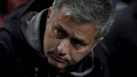 UNDER PRESS? Jose Mourinho. (Foto: Peter Dejong/Ap)