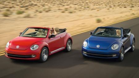 Cabrioleter blir ikke mye mer sjarmerende enn dette - snart er det klart for ny Beetle-cab.