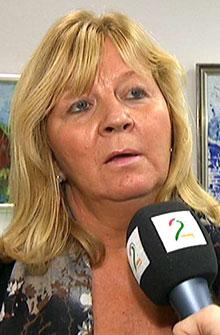 KREVER KLIENT LØSLATT: Forsvarer Heidi Yssen mener at politiet ikke har noen bevis mot hennes klient, den siktede 64-åringen. (Foto: TV 2)