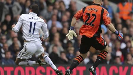 Bale Guzan (Foto: Nick Potts/Pa Photos)