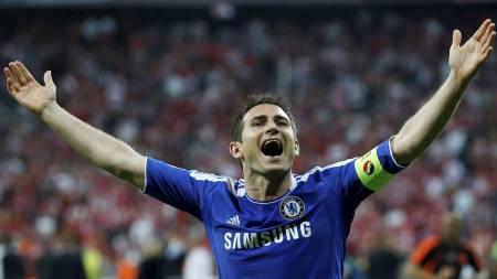 Frank Lampard (Foto: Matt Dunham/Ap)