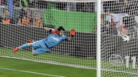 Iker Casillas (Foto: GUSTAU NACARINO/Reuters)