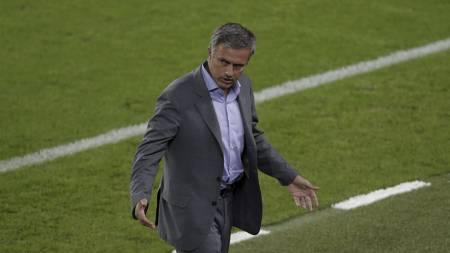 José Mourinho (Foto: JOSE JORDAN/Afp)