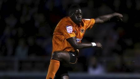 Wolverhamptons Bakary Sako (Foto: Nick Potts/Pa Photos)