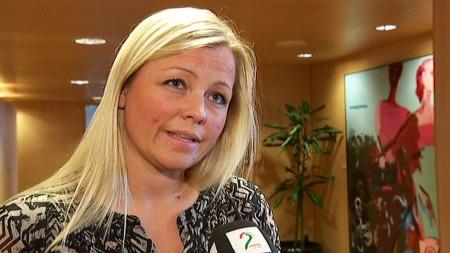 ET PRIORITERINGSSPØRSMÅL: Statssekretær Kjersti Stenseng mener man må smøre seg med tålmodighet.