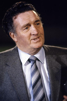 Sport, Football, pic: circa 1982, Jock Stein, Scotland Manager 1978-1985, who during his club career managed Celtic when they won the European Cup Final in 1967 (Photo by Bob Thomas/Getty Images) (Foto: Bob Thomas, ©IM)