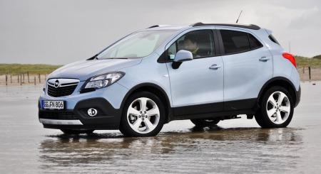 Opel Mokka skrått forfra II
