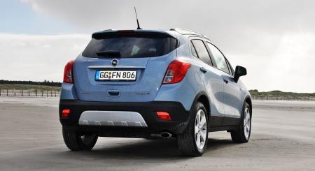 Opel Mokka skrått bakfra II