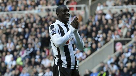 Newcastles Demba Ba (Foto: NIGEL RODDIS/Reuters)