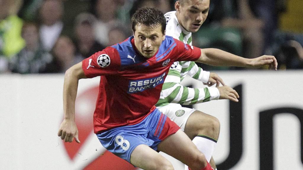 GASHI: Er tilbake på landslaget (Foto: GRAHAM STUART/Afp)