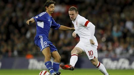 Wayne Rooney (Foto: Kirsty Wigglesworth/Ap)