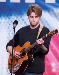 Anders i Norske Talenter (Foto: Thomas Reisæter/TV 2)