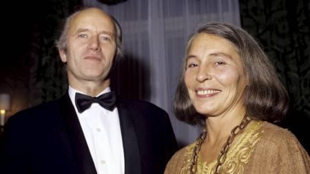 Fra 1981 da Thorvald Stoltenberg var forsvarsminister. (Foto: Laurvik, Henrik/NTB scanpix)