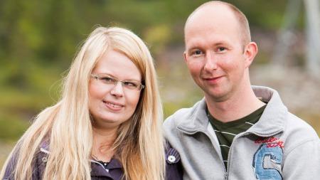 Ann Solveig og Tor Magne