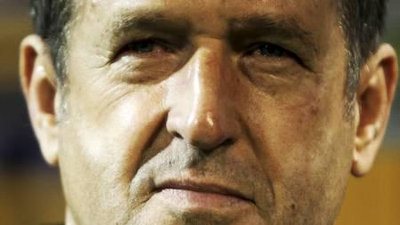 SLAKTER ZLATANS LØNN: PSG-legenden Safet Susic. (Foto: DADO RUVIC/Reuters)