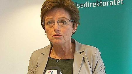 IKKE NOK KUNNSKAP: Avdelingsdirektør Kristin Mehre i Helsedirektoratet innrømmer at de ikke har nok kunnskap om sykdommen.  (Foto: Gåsemyr/Sørheim)