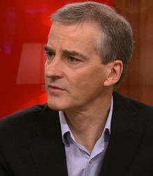 Helseminister Jonas Gahr Støre oppfordrer andre til å bli organdonorer.