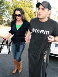 EKSMANAGER: Ifølge Britneys mor skal tidligere manager Sam Lutfi har dopet ned datteren. (Foto: FAME PICTURES, ©ep)
