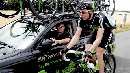 Sean Yates, Edvald Boasson Hagen (Foto: Solum, Stian Lysberg/NTB scanpix)