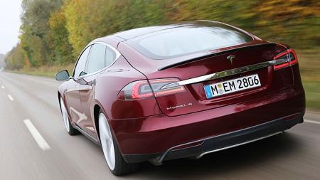 En av historiens mest aerodynamiske bildesign og den ser virkelig lekker ut i virkeligheten. (Foto: Knut Chr. Hallan)