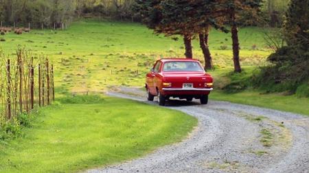 Kadett B hadde et svært moderne og samtidig ganske tidløst utseende da den kom som 1966-modell, og holdt ut med minimale forandringer i hele åtte modellår. (Foto: Privat)