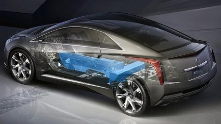 Teknologien i konseptbilen Converj er den samme som finnes i produksjonsmodellen av Chevrolet Volt og Opel Ampera, og den vil også finne veien til produksjonsmodellen av Cadillac ELR - men regn med at den blir en smule oppdatert.