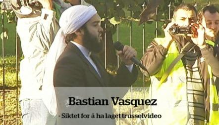 Vasquez (Foto: TV 2)