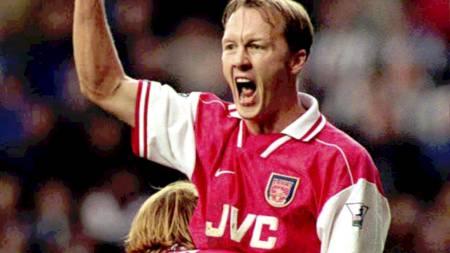 Arsenal's Lee Dixon (Foto: OWEN HUMPHREYS/AP)