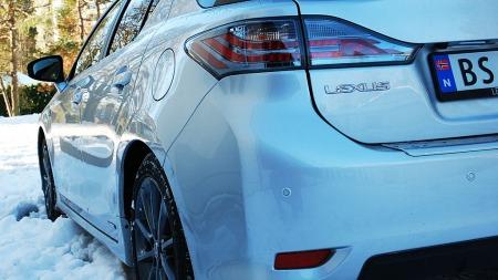 CT 200h har virkelig satt fart på Lexus-salget her hjemme og har introdusert Lexus i en for dem helt ny bilklasse.