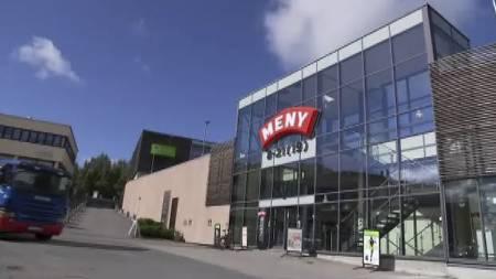 MANGE ANSATTE: Meny har 9400 ansatte fordelt på 179 butikker rundt om i Norge. Dette bildet er fra Meny på Kalbakken. (Foto: Nina Kausland / TV 2/)
