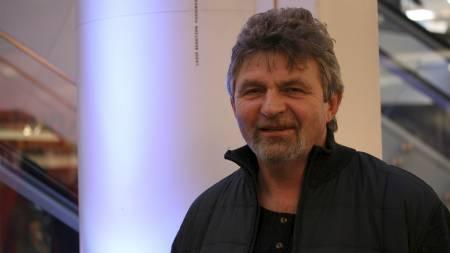 Bjørn Farstad (Foto: Marianne Ahlsen/)