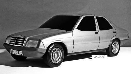 Denne modellen er fra 1977 da utviklingen av