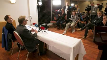 ANMELDER KJÆRGAARD: Norges Cykleforbund har sendt saken over til Norges Idrettsforbund. Det ble kjent etter en pressekonferanse torsdag. (Foto: Kallestad, Gorm/NTB scanpix)