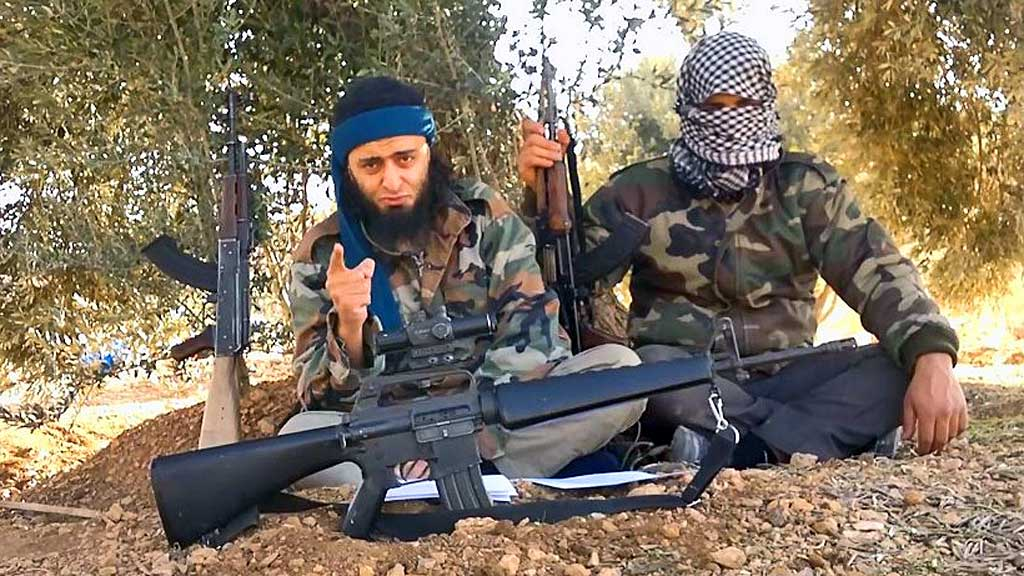 SKAL VÆRE I SYRIA: Islamisten Mohyeldeen Mohammad skal oppholde seg i Syria.