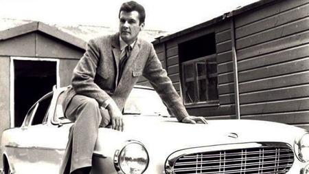 The Saimt, alias Roger Moore