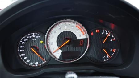 Toyota GT86 instrumenter