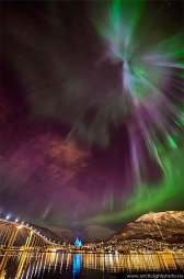 Tromsø, 14. november 2012. (Foto: Ole Salomonsen)