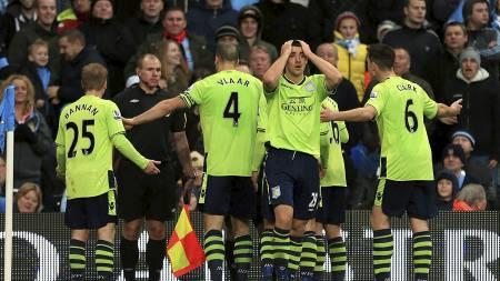 Aston Villa og assistent (Foto: Mike Egerton/Pa Photos)
