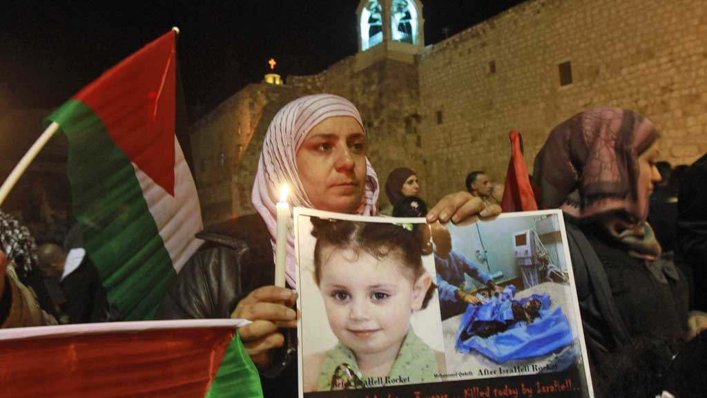 Seks Barn Drept I Gaza Tv2 No