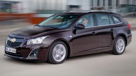 Cruze stasjonsvogn blir sannsynligvis mest solgte Chevrolet-modell i Norge.