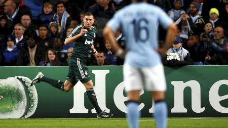 Karim Benzema (Foto: DARREN STAPLES/Reuters)
