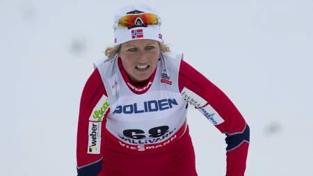 Vibeke Skofterud (Foto: Bendiksby, Terje/NTB scanpix)