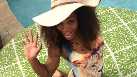 Serena Williams (Foto: Twitter, @serenawilliams)