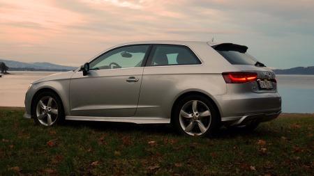 Audi-A3-2013-bakfra01 (Foto: Benny Christensen)